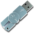 CodeMeter copy protection dongle